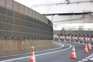 高速道路工事現場2